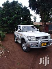 Toyota Land Cruiser Prado 1997 White | Cars for sale in Iringa, Kilolo
