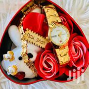 Gift Package Classic Watch+Blacelet | Jewelry for sale in Dar es Salaam, Kinondoni