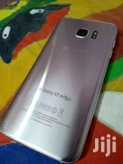 Samsung Galaxy S7 edge 32 GB Silver | Mobile Phones for sale in Dar es Salaam, Kinondoni