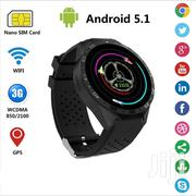 KW88 3G Android Phone Watch | Watches for sale in Dar es Salaam, Kinondoni