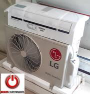 LG Air Conditioner Dual Inverter 12000btu | Home Appliances for sale in Dar es Salaam, Kinondoni
