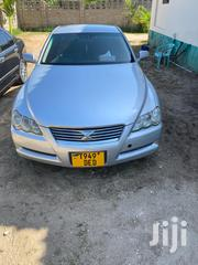 Toyota Mark X 2005 Silver | Cars for sale in Dar es Salaam, Kinondoni