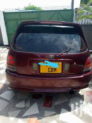 Toyota Starlet 2000 Red | Cars for sale in Dar es Salaam, Kinondoni