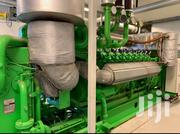 Natural Gas Generator Used 1200 Kw | Manufacturing Equipment for sale in Dar es Salaam, Kinondoni