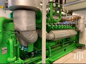 Natural Gas Generator Used 1200 Kw