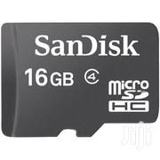 Sandisk 16 GB | Accessories for Mobile Phones & Tablets for sale in Dar es Salaam, Kinondoni