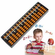Plastic Abacus Digits Arithmetic | Toys for sale in Dar es Salaam, Kinondoni