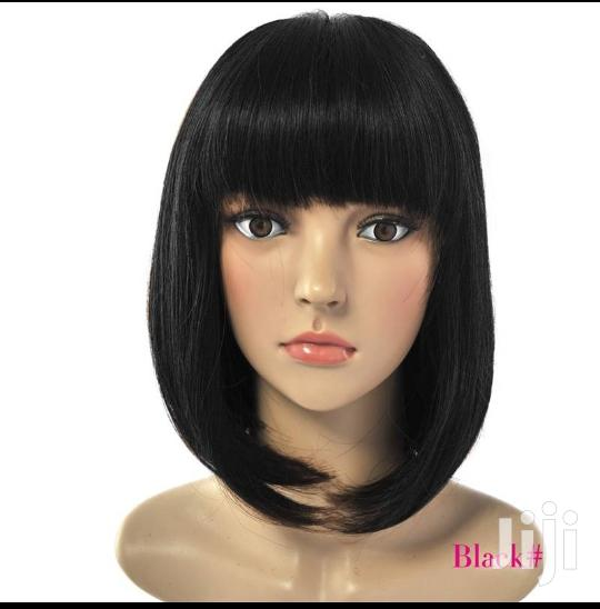 Archive: Synthetic Wigs With Bangs