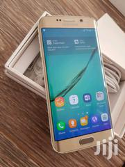 New Samsung Galaxy S6 edge 32 GB Gold | Mobile Phones for sale in Dodoma, Dodoma Rural