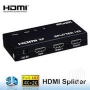 1 Input 2 Output Hdmi Splitter 2 Port Splitter 1x2 Support 4k   Accessories & Supplies for Electronics for sale in Dar es Salaam, Ilala