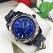 Rolex Black Blue Face | Watches for sale in Dar es Salaam, Kinondoni