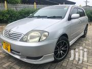 Toyota Allex 2003 Silver | Cars for sale in Mwanza, Nyamagana