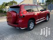 Toyota Land Cruiser Prado 2019 Red | Cars for sale in Dar es Salaam, Kinondoni