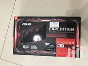 Asus EX-RX580 2048SP-8G Graphics Card 1294mhz 8G | Computer Hardware for sale in Dar es Salaam, Ilala