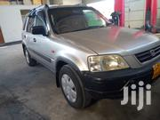 Honda CR-V 2.0 4WD Automatic 1999 Silver | Cars for sale in Dar es Salaam, Kinondoni