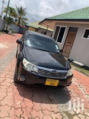 Subaru Forester 2009 2.5XT Limited Black | Cars for sale in Dar es Salaam, Kinondoni
