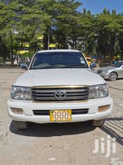 Toyota Land Cruiser 2000 White | Cars for sale in Dar es Salaam, Kinondoni