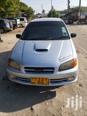 Toyota Starlet 2000 Silver | Cars for sale in Dar es Salaam, Kinondoni
