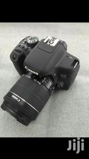 Canon 750d With 18-55mm Lens Brand New | Cameras, Video Cameras & Accessories for sale in Dar es Salaam, Ilala