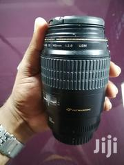 Canon EF 100mm F/2.8 Macro USM Fixed Lens For Canon SLR Cameras | Photo & Video Cameras for sale in Dar es Salaam, Kinondoni