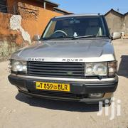 Land Rover Range Rover Vogue 2001 Silver | Cars for sale in Dar es Salaam, Ilala
