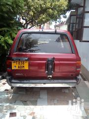 Toyota Surf 1991 Red | Cars for sale in Dar es Salaam, Kinondoni