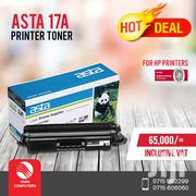 Toner 17A For HP Printer | Accessories & Supplies for Electronics for sale in Kagera, Bukoba Urban
