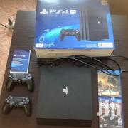 Ps4 Playstation 4 Pro 1tb Red Marvel Spiderman's Command Edition . | Video Game Consoles for sale in Dar es Salaam, Kinondoni