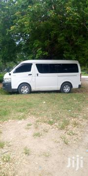 Toyota Hiace 2007 White | Buses & Microbuses for sale in Dar es Salaam, Ilala