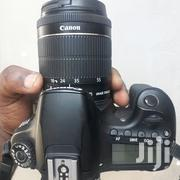 60D + 18-55mm Standard Lens | Photo & Video Cameras for sale in Dar es Salaam, Kinondoni