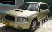 Subaru Forester 2002 Automatic Gold | Cars for sale in Dar es Salaam, Kinondoni