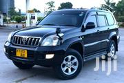 Toyota Land Cruiser Prado 2008 Black | Cars for sale in Dar es Salaam, Kinondoni