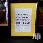 Bathroom Wall Picture Frame | Home Accessories for sale in Dar es Salaam, Ilala