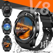 New Smart Watch V8 Zipo Katika Ofa Utazipata Kwa Tuu Wahi Sasa | Smart Watches & Trackers for sale in Dar es Salaam, Ilala