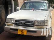 Toyota Land Cruiser 1996 White | Cars for sale in Dar es Salaam, Kinondoni