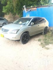 Toyota Harrier 2004 Silver | Cars for sale in Dar es Salaam, Kinondoni