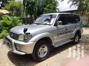 Toyota Land Cruiser Prado 2002 TX Gray | Cars for sale in Dar es Salaam, Kinondoni