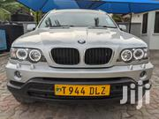 BMW X5 2002 3.0 Silver | Cars for sale in Dar es Salaam, Kinondoni