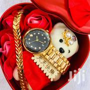 Full Set(Saa+Helen+Bracelet+Box+Mdoli+Rose) | Watches for sale in Dar es Salaam, Kinondoni