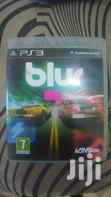 Blur Play Station 3 Game CD | Video Game Consoles for sale in Ilala, Dar es Salaam, Nigeria