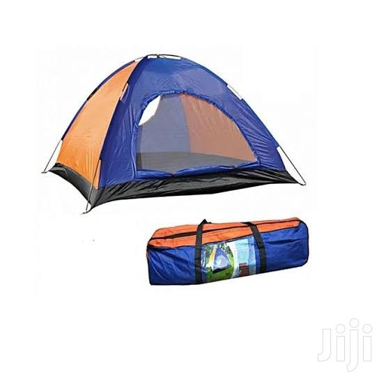 Outdoor Camping Tent 3 People For Family Picnik Manually