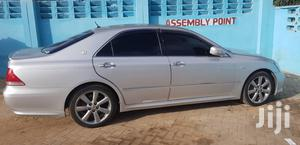 Toyota Crown 2006 Silver