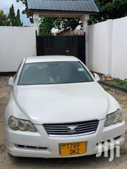 Toyota Mark X 2005 White | Cars for sale in Dar es Salaam, Ilala