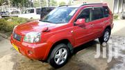 Nissan X-Trail 2005 2.5 SE 4x4 Automatic Red | Cars for sale in Dar es Salaam, Temeke