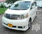 Toyota Alphard 2003 White | Cars for sale in Dar es Salaam, Kinondoni