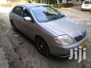 Toyota Corolla 2002 Gold | Cars for sale in Dar es Salaam, Kinondoni