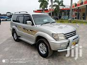 Toyota Land Cruiser Prado 1999 Silver | Cars for sale in Dar es Salaam, Kinondoni