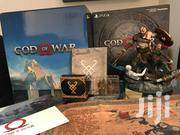 Sony Playstation 4 Pro Limited Edition God Of War 1tb Console | Video Game Consoles for sale in Zanzibar, Zanzibar Central