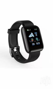116 Plus Smartwatch | Smart Watches & Trackers for sale in Dar es Salaam, Ilala