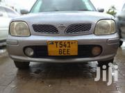 Nissan March 2002 Silver | Cars for sale in Dar es Salaam, Kinondoni